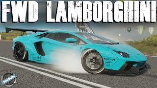 1500hp fwd lamborghini the most undrivable car