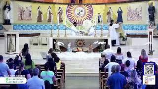 Santa Missa às 15h - 17/01/2021 - AO VIVO