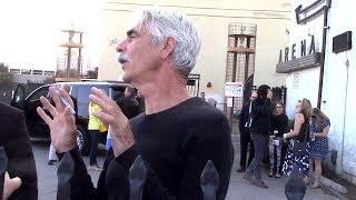 Sam Elliott Goes Off On Overzealous Autograph Seekers