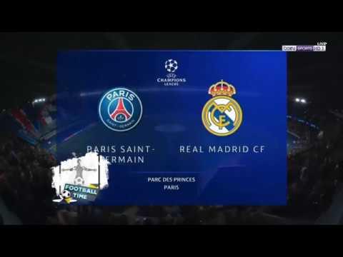 PSG vs real madrid 3-0 highlights all goals (arabic)