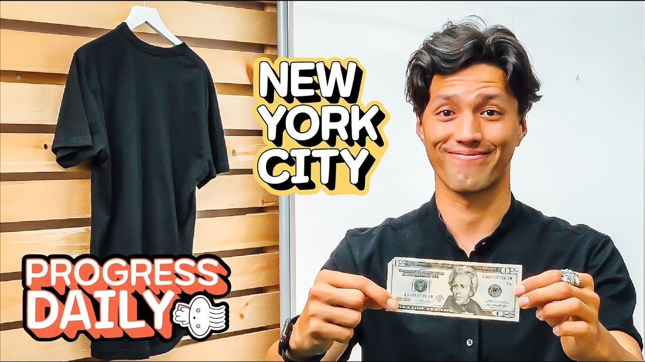 How Much Does It Cost To START A BRAND IN NYC?! - YouTube