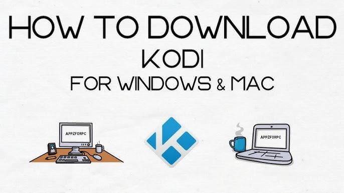Cách Tải Và Cài Đặt Kodi Trên Máy Tính Chạy Windows 10 - VERA STAR
