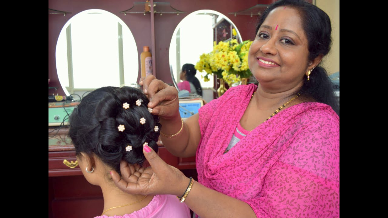 daffodils hairstyle (complete) - youtube