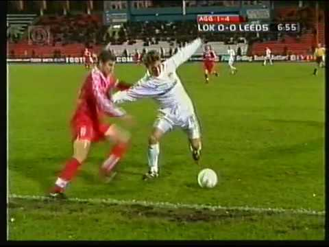 Lokomotiv Moscow 0 Leeds United 3 UEFA Cup R2L2 (4Nov1999) 1st half