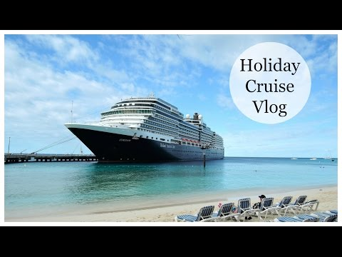 Holiday Cruise Vlog | Eurodam | Eastern Caribbean 2014