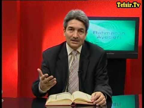 Ahzab Suresi Kuran Tefsiri 1-8 Ayetler Prof.Dr. Şadi Eren