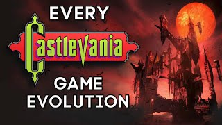 Castlevania Evolution (1986 - 2017) Complete History