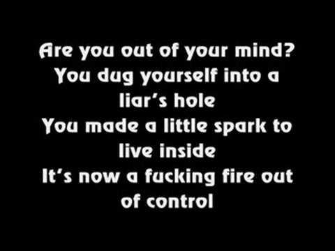 It Hurts -  Angels & Airwaves (with Lyrics)