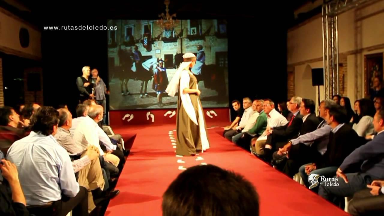 Pase de modelos de ropa interior medieval en toledo youtube - Ropa interior medieval ...