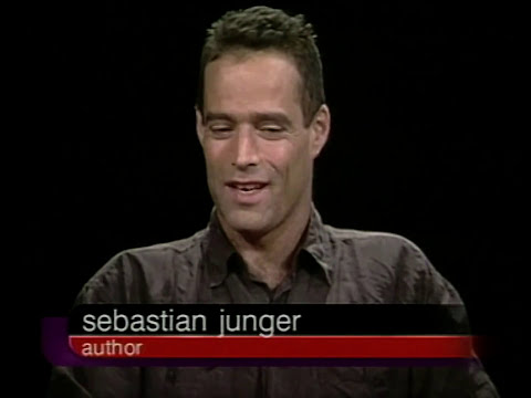 "Diane Lane and Author Sebastian Junger interview on ""The Perfect Storm"" (2000)"