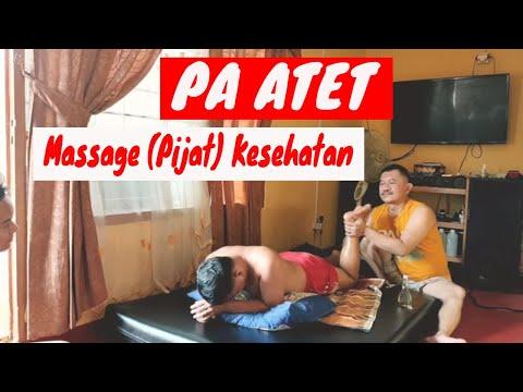 PA ATET | Massage (Pijat) Kesehatan