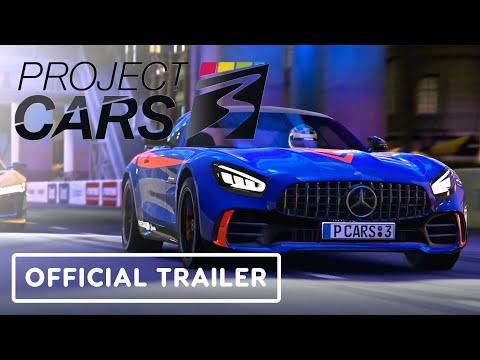 Project Cars 3 - Official Announcement Trailer (4K)