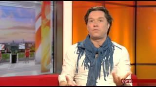 Rufus Wainwright BBC Breakfast 2016