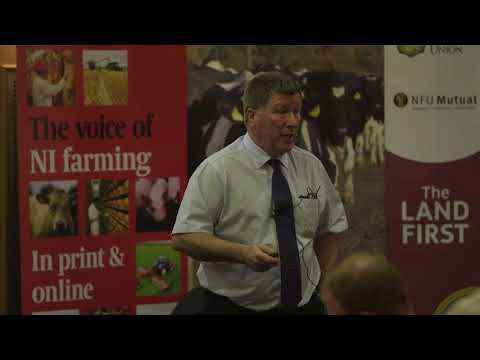 Ian McCluggage on the changing structure of dairy