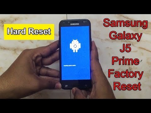 Samsung Galaxy J5 Prime Factory Reset How To Hard Reset Samsung J5 Prime Just Genius Jgytcv Golectures Online Lectures