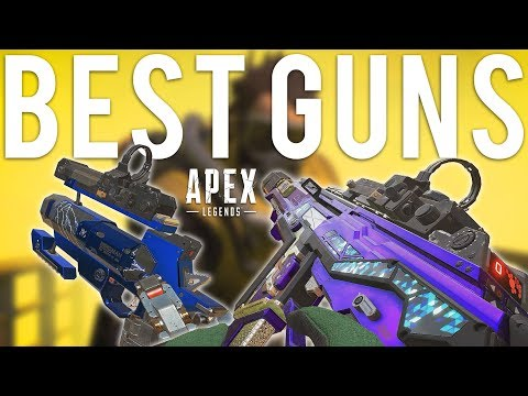 Apex Legends Best Guns