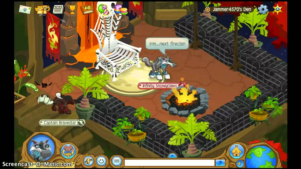 Famous Clans On Animal Jam Youtube