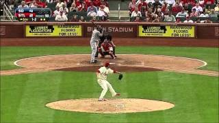 Matt Adams 2013 Highlights