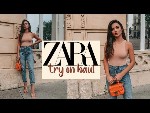 ZARA TRY ON HAUL - Juni 2019