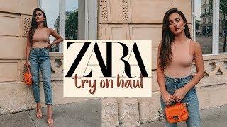 ZARA TRY ON HAUL - Juni 2019
