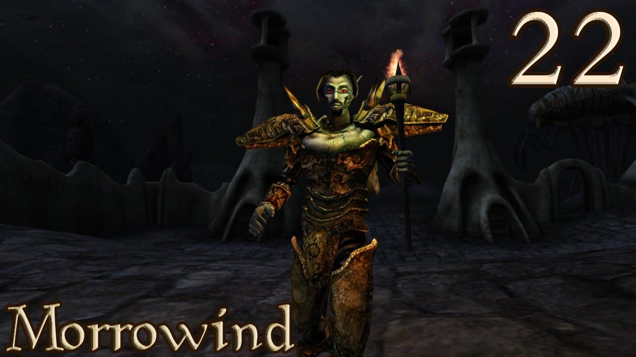 #22: Lost in the Bitter Coast [ Morrowind — PC ]