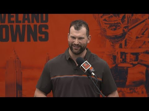 Thomas: I've had a lot of outstanding memories in Cleveland