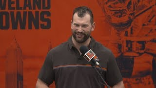 Thomas: I've had a lot of outstanding memories in Cleveland thumbnail