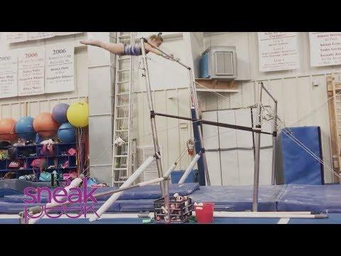 Sneak Peek:  Cincinnati Elite Emily Gaskins Bar Set | Training for US Classic