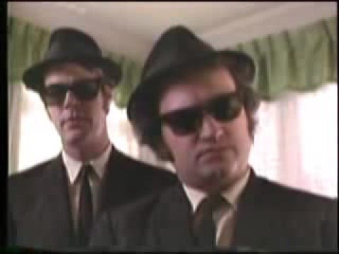 The Blues Brothers KLRT Movie Promo