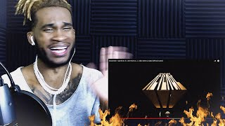 DREAMVILLE - SACRIFICES ft. EARTHGANG, J. COLE, SMINO, SABA | REACTION VIDEO