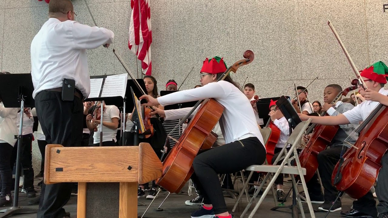 To Help Save Renowned Elementary School Orchestra, Student Musicians