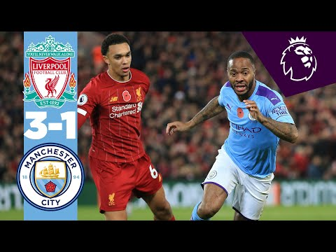 HIGHLIGHTS | LIVERPOOL 3-1 MAN CITY (FABINHO, SALAH, MANE, BERNARDO)