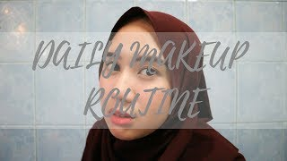 DAILY MAKEUP ROUTINE PLUS CHIT CHAT | Pratiwi Kristyarini