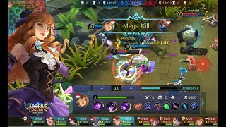 Guinevere Best Build and Top Global Gameplay