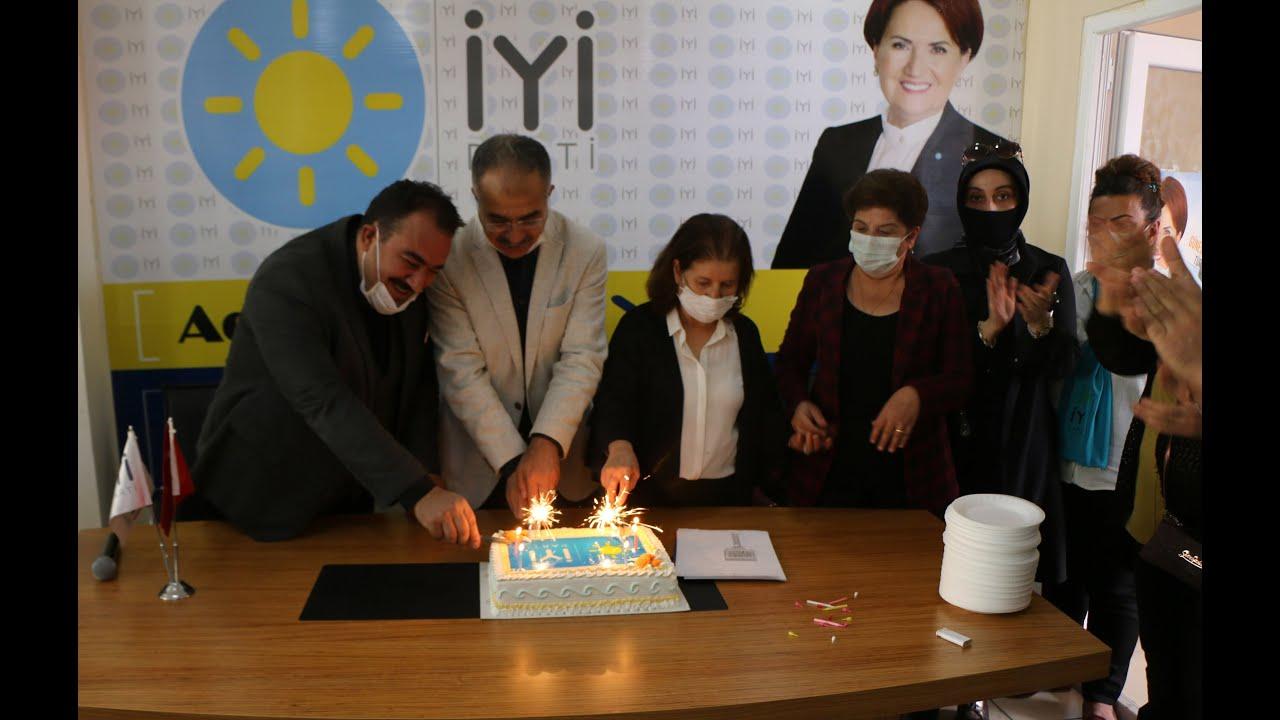 İYİ Parti kuruluşunun 3 yılını kutladı