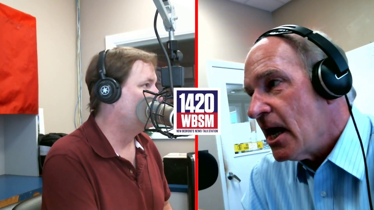 WBSM TV: U S  Representative William Keating