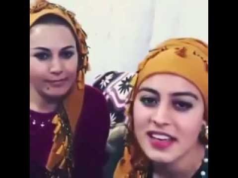 ikiz kız kardeşten müthiş Kürtçe düet