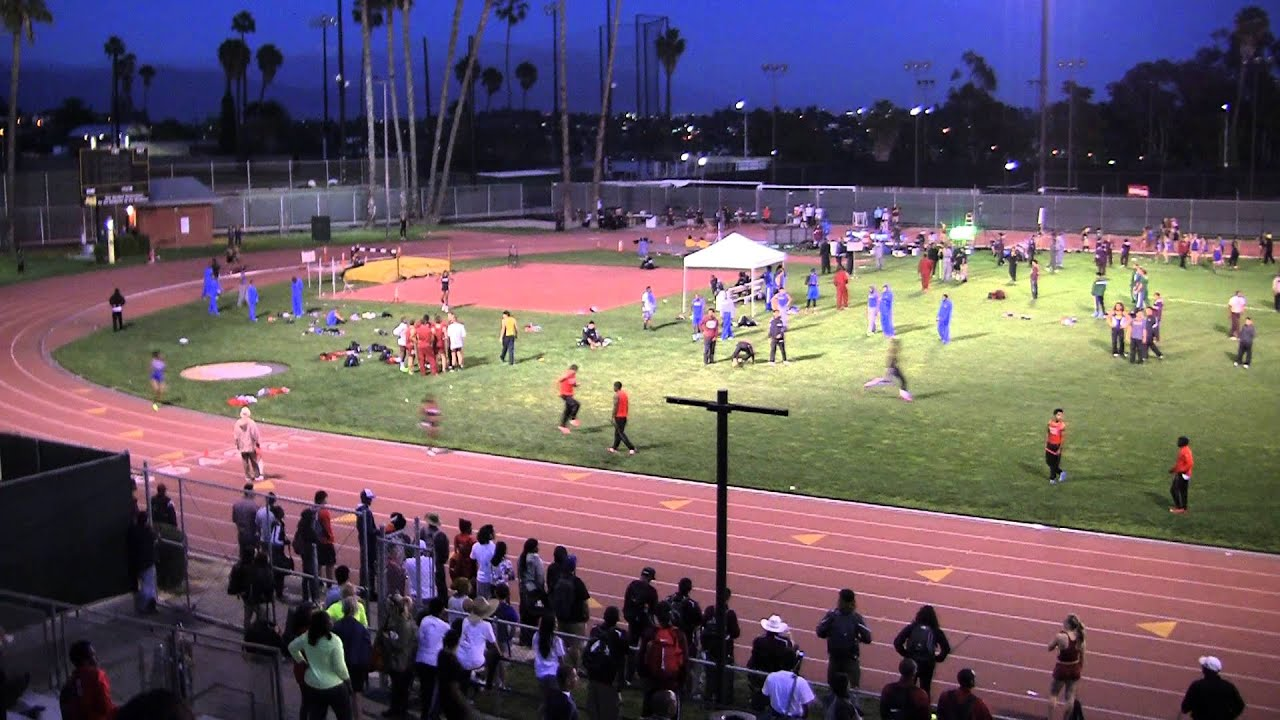 cal state la track and field meet