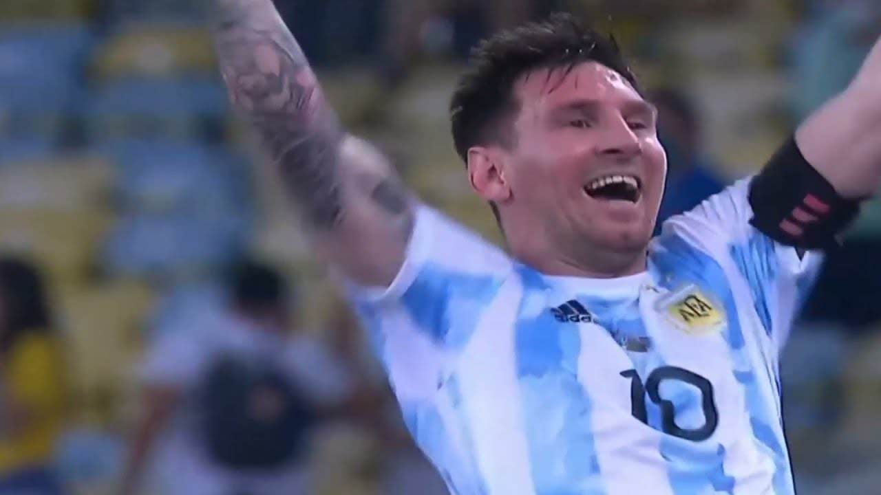 Messi on Argentina's Copa America win: 'I can't explain how happy I ...
