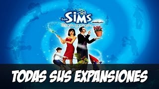 Como descargar e instalar Los Sims 1 con todas sus expansiones