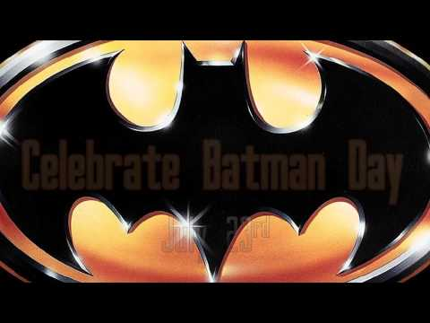 Batman Day at the Lyric and Gryphon!