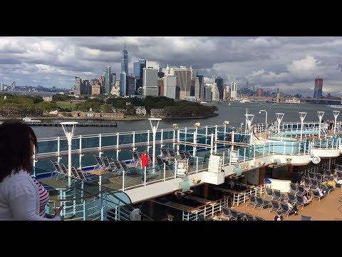 New England/Canada Cruise Aboard The Regal Princess