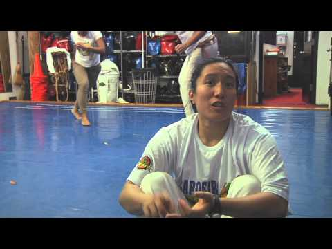 Interview with Joy San Agustin from Capoeira Brasil NYC
