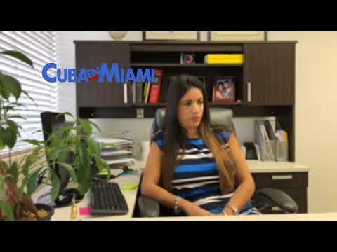 Abogada Claudia Canizares sobre los tramites para cubanos en Guyana