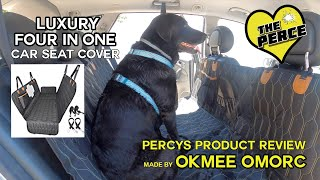 OKMEE/OMORC Dog Car Seat Cover - A Percy the Labrador Product Review