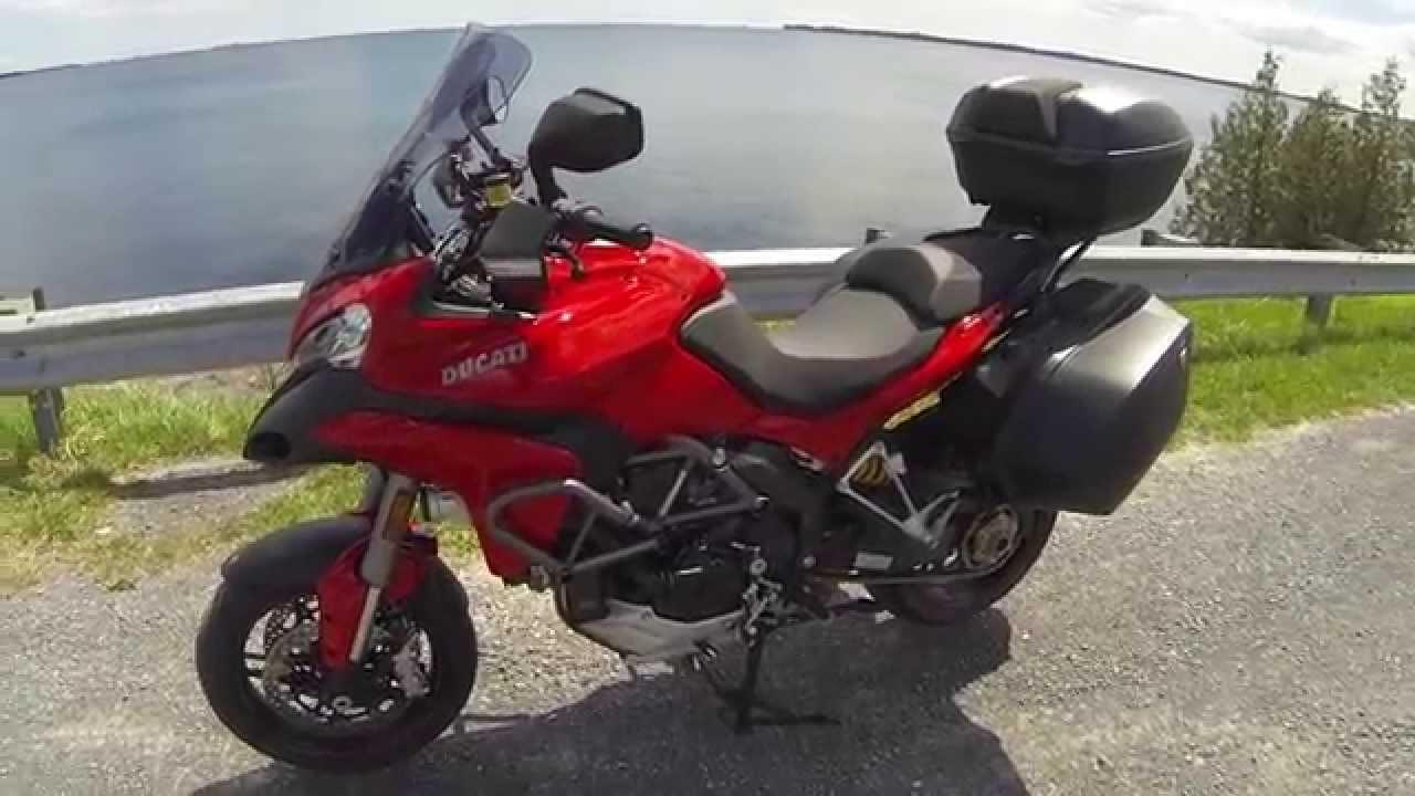 Ducati Multistrada Granturismo Review