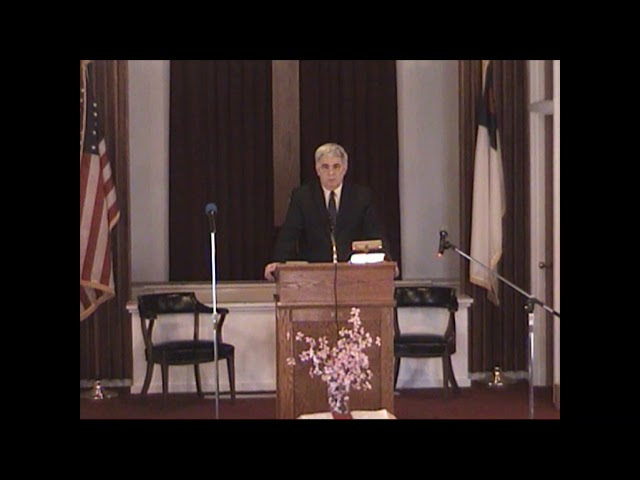 Morning Service - March 22, 2020
