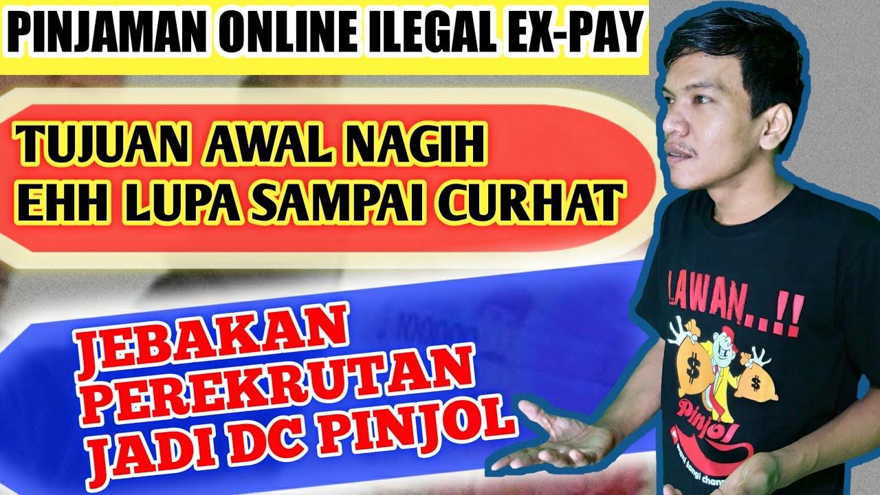 Pinjol Ilegal Expay Rekaman Penagihan Pinjaman Online Ilegal