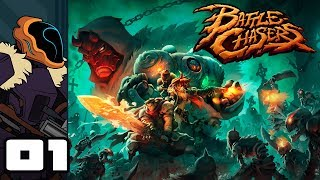 let's Play Battle Chasers: Nightwar - PC Gameplay Part 1 - Welcome To Harm's Way
