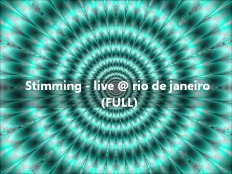 Stimming - live @ rio de janeiro (FULL)